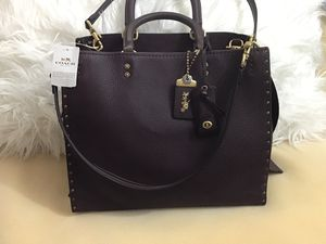 COACH HAND SHOULDER BAG for Sale in San Leandro, CA