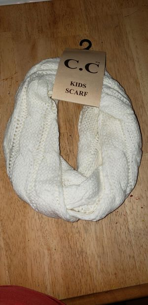 CC Kids Infinity Scarf for Sale in Rockland, MA
