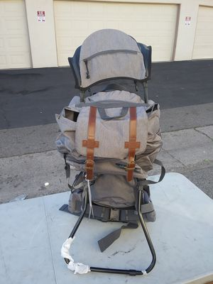 Brand new premium backpack carrier. Worth $149 for Sale in Anaheim, CA