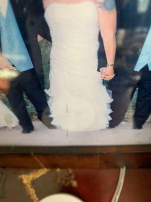 Wedding dress for Sale in Glen Burnie, MD