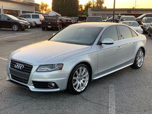 2012 Audi A4 2.0T quattro Premium Plus, Titulo limpio, interior de piel, camara de retroceso, techo solar Y MUCHO MAS.. for Sale in Downey, CA