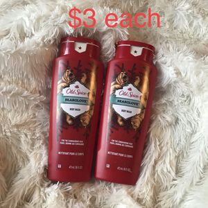 Old Spice Body wash for Sale in Midland, TX