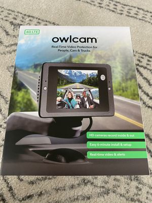 OWlcam Real-Time Video Protection for People,Cars&Trucks for Sale in Nashville, TN
