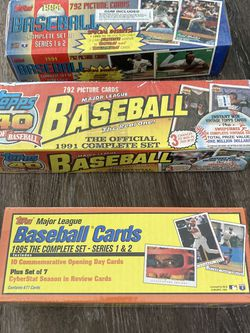 1990's Baseball Card Collection for Sale in Fort Lauderdale,  FL