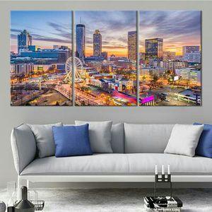 🔥Atlanta Skyline Canvas Wall Art Prices Start at $79.94🔥Get It Here 👉StunningCanvasPrints,com👈 for Sale in Atlanta, GA