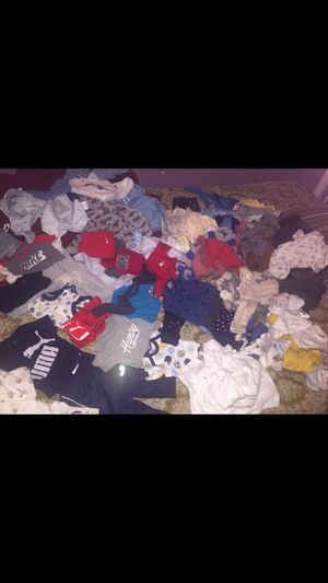 0-3 and 3-6 month baby boy clothes for Sale in Waterbury, CT