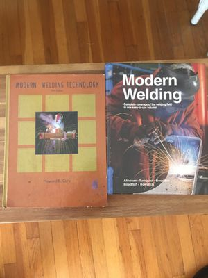Welding text books for Sale in Whittier, CA