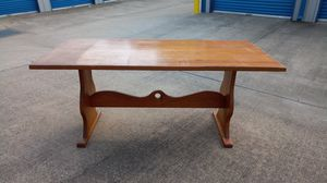 "DINING ROOM TABLE (70 1/4""LENGTH X 34 5/8""WIDTH X 31"" TALL ) for Sale in Tulsa, OK"