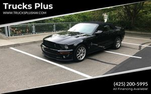 2008 Ford Mustang for Sale in Seattle, WA