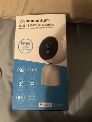 Momentum Robbi smart camera for Sale in Acworth, GA