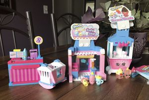Shopkins Lot PLAYSET kinstructions LEGO set for Sale in Gallatin, TN