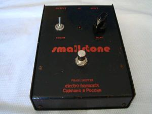 Vintage 70's Russian Electro Harmonix Smallstone Phase Shifter for Sale in Honolulu, HI