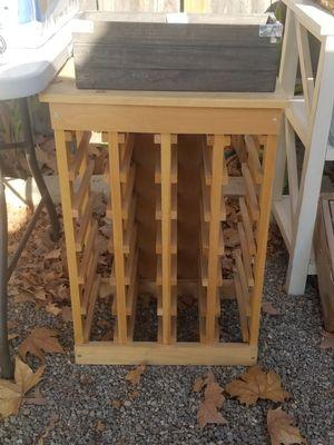 Wine rack for Sale in Sanger, CA