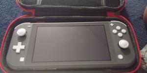 Nintendo Switch Lite Grey for Sale in Fresno, CA