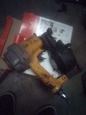 Bostitch roofing nail gun for Sale in Fort Worth, TX