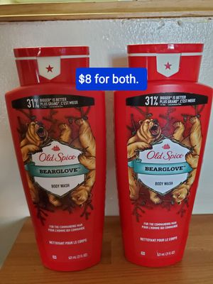 2 old spice body wash (21 fl oz) NUEVOS PRECIO FIRME/NO DELIVERY for Sale in Santa Ana, CA