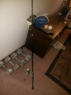 Fishing rods and reels for Sale in Wichita, KS