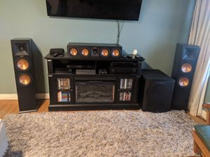 Klipsch RP-280F and Klipsch RP-450C for Sale in Downey, CA