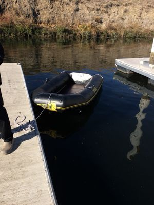 1991 Zadiac S131 inflatable boat 10ft for Sale in San Francisco, CA