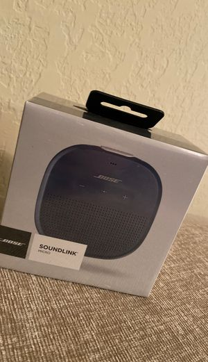 BOSE SOUNDLINK MICRO NEW for Sale in Fort Lauderdale, FL