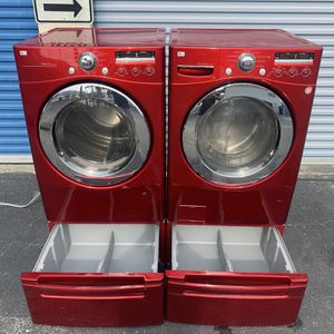 LG Washer And Dryer Set for Sale in Kissimmee, FL
