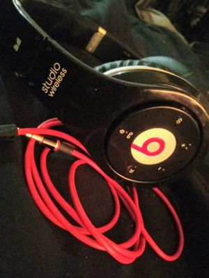 Limited edition Beats by Dre Monster Studio Wireless bluetooth headphones ( buy or trade ) for Sale in Las Vegas, NV