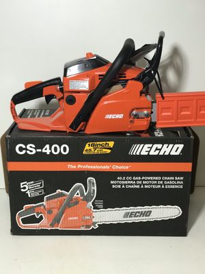 ECHO 16in GAS CHAINSAW for Sale in Turlock, CA