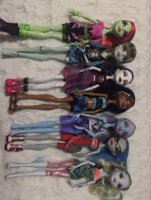 Monster High dolls for Sale in Hillsboro, OR