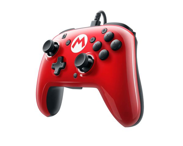 Rare Super Mario Nintendo Switch Controller