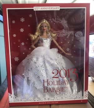 2013 Holiday Barbie for Sale in Los Alamitos, CA