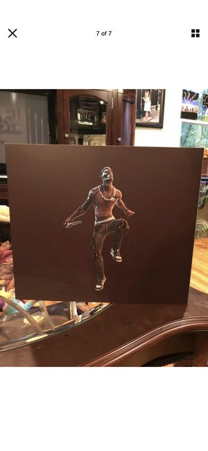 Travis Scott action figure for Sale in Queens, NY