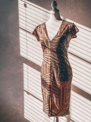 Rose Gold Sequin Dress for Sale in Haymarket, VA