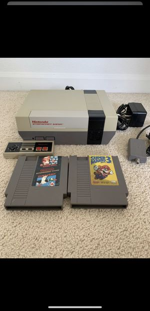 nintendo nes! for Sale in Clackamas, OR