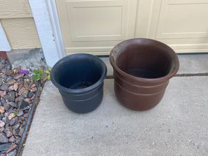 Flower pots for Sale in Denver, CO