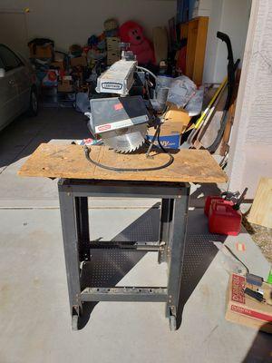 Craftsman table saw for Sale in Litchfield Park, AZ