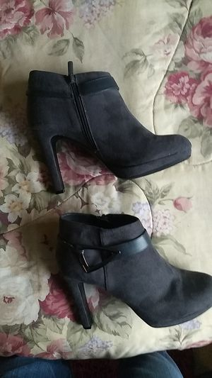 Tootsie brand high-heeled short boots for Sale in Portland, OR
