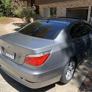 2009 BMW 528i for Sale in Boulder Creek, CA