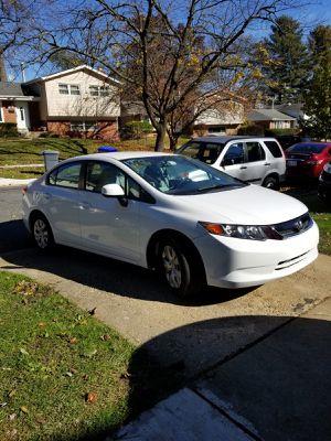 Honda Civic 2012 for Sale in Rockville, MD