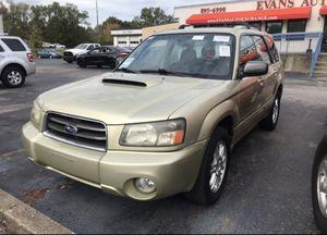2004 Subaru Forester for Sale in Murfreesboro, TN