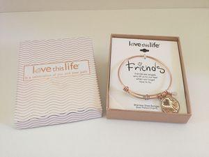 Love This Life Friends Bracelet for Sale in Las Vegas, NV