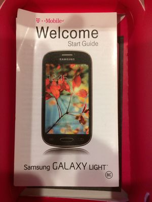 Samsung Galaxy Light for Sale in Rancho Santa Margarita, CA