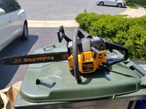 Poulan chainsaw for Sale in Frederick, MD