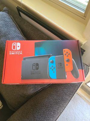 Nintendo Switch Console Version 2 for Sale in Arlington, VA