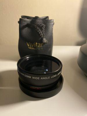 Nikon lense 18-55 for Sale in Tampa, FL