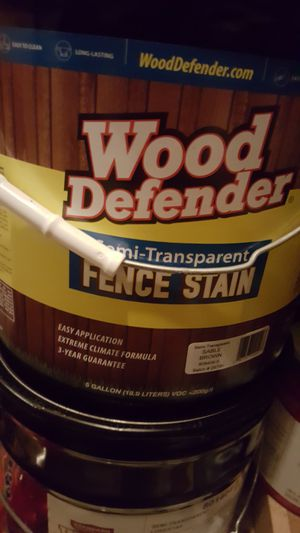 Woof defender stain for Sale in Dallas, TX