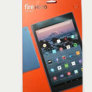 Amazon Kindle Fire HD 10 - 32 gb Tablet - latest gen for Sale in Riverside, CA