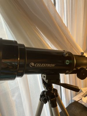 Celestron Travel Scope 70 Portable Telescope for Sale in Chicago, IL