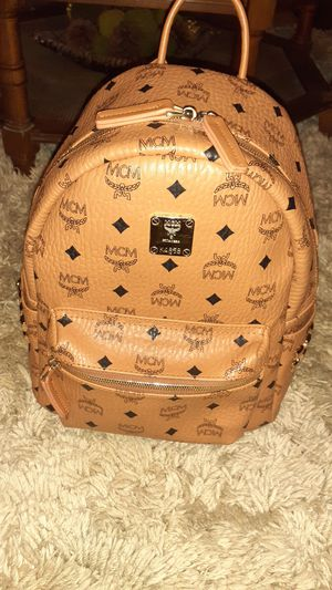 Mcm small size book bag for Sale in FAIRMOUNT HGT, MD