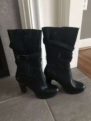 Ugg Boots. He's are absolutely gorgeous boots originally paid $275. for Sale in Little Rock, AR