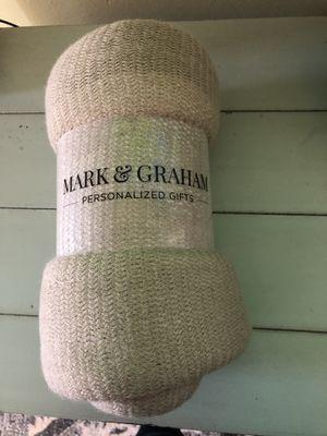 Throw blanket for Sale in Alexandria, VA